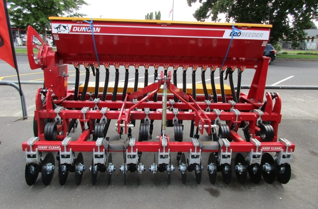 Duncan S/Box Eco Seeder Mounted